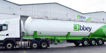 bulk flour tanker