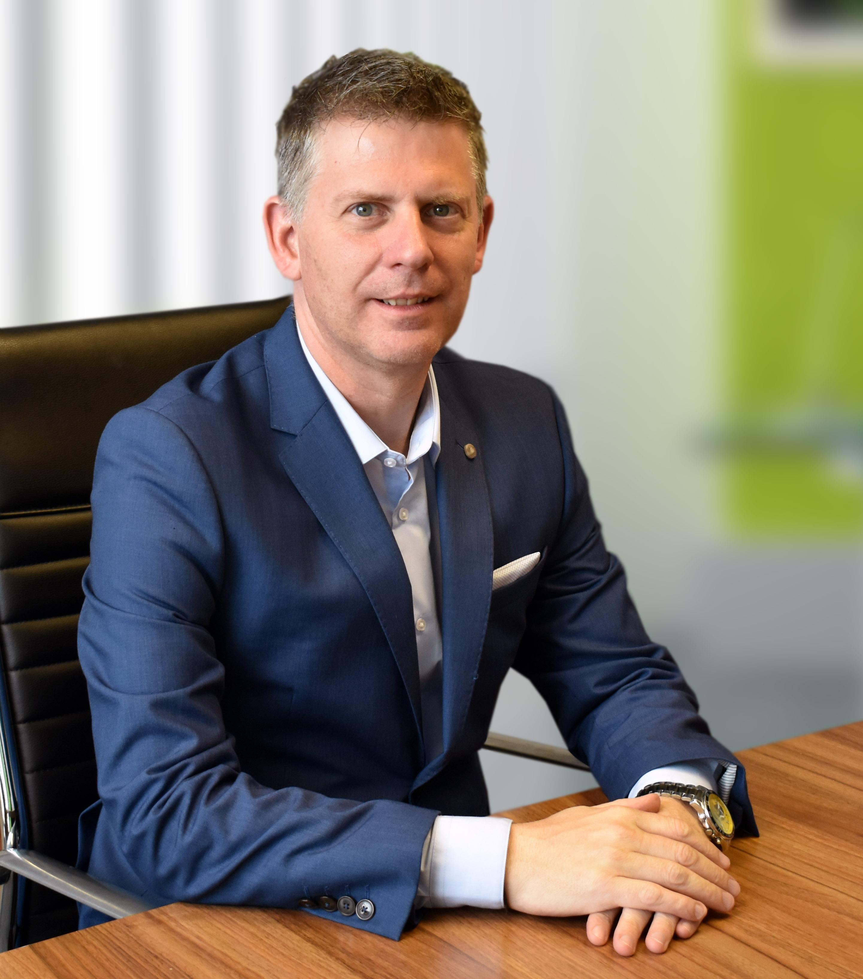 Dave Patten - Abbey Logistics Group