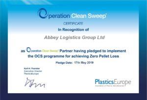 Plastic Pellet Logistics