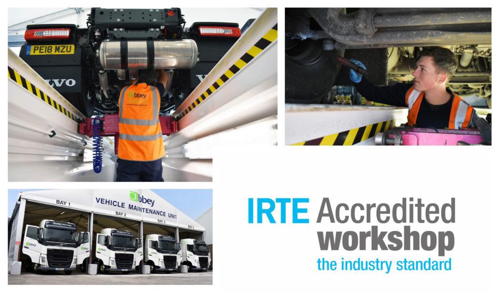 IRTEC Accreditation