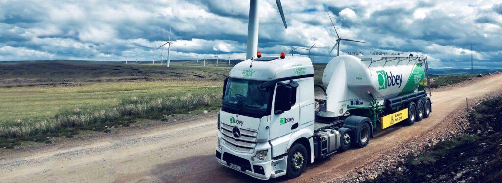 HGV tanker driver Scotland
