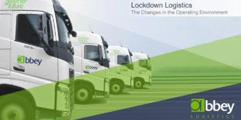 lockdown logistics