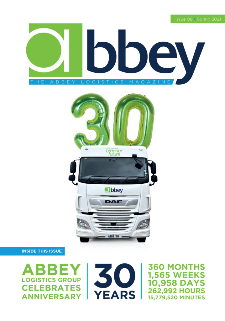 Abbey Logistics Magazine